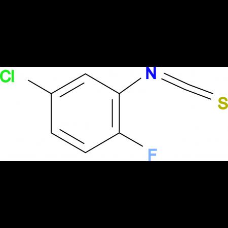 5-Chloro-2-fluorophenylisothiocyanate