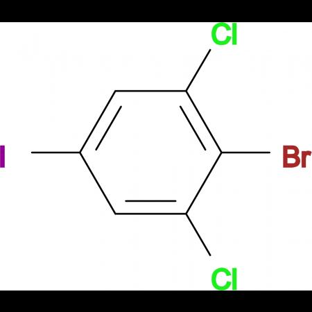 4-Bromo-3,5-dichloroiodobenzene