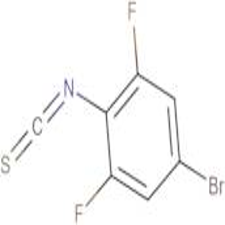 4-Bromo-2,6-difluorophenyl isothiocyanate