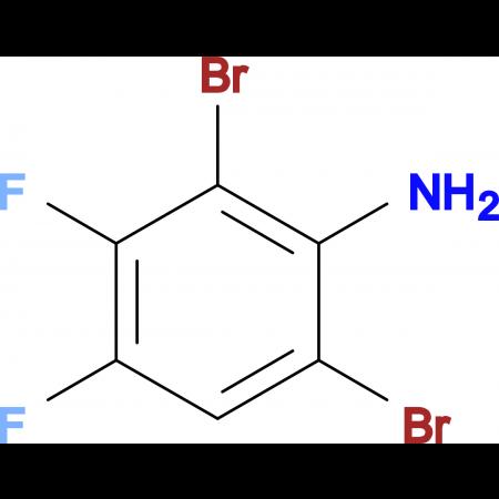 2,6-Dibromo-3,4-difluoroaniline