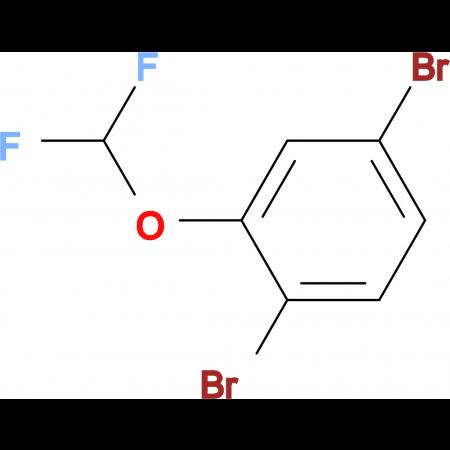 1,4-Dibromo-2-(difluoromethoxy)benzene