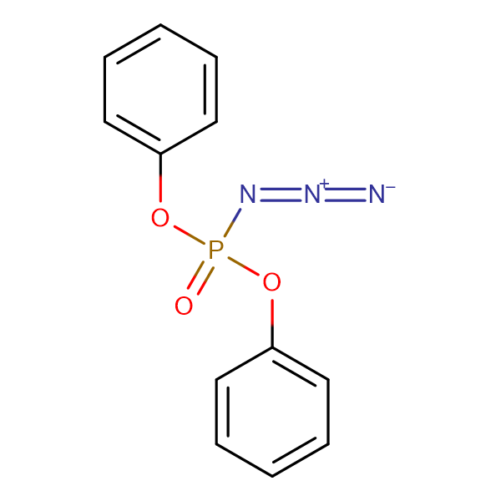 Diphenylphosphoryl azide