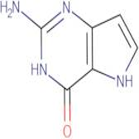 2-Amino-3,5-dihydro-pyrrolo[3,2-d]pyrimidin-4-one