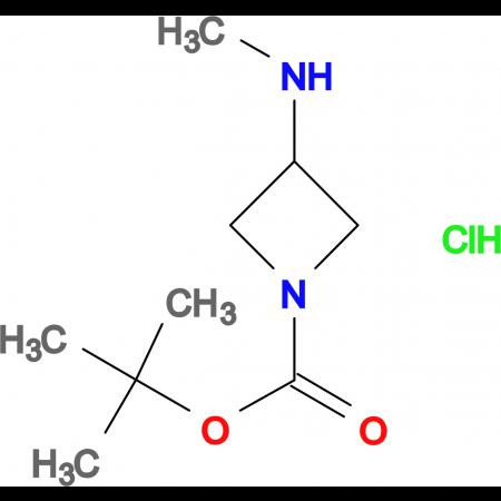 1-Boc-3-methylaminoazetidine hydrochloride