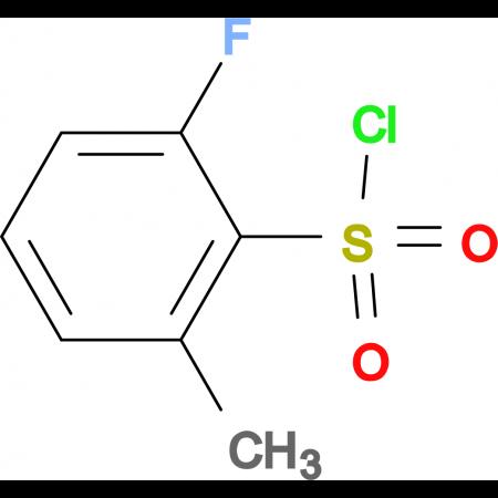 2-Fluoro-6-methylbenzenesulfonyl chloride