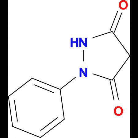 1-Phenyl-pyrazolidine-3,5-dione