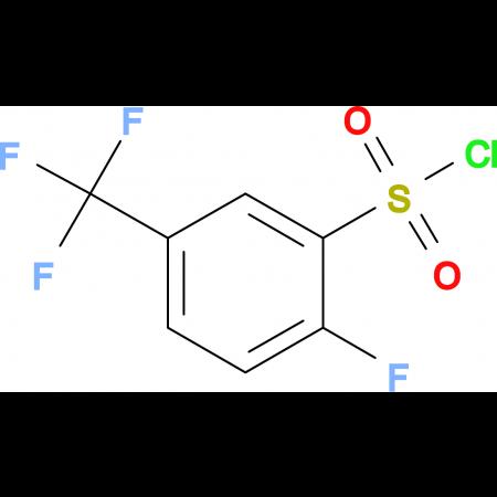 2-Fluoro-5-trifluoromethylbenzenesulfonyl chloride