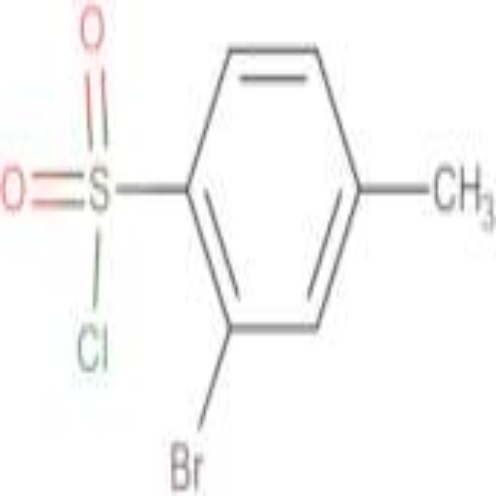 2-Bromo-4-methylbenzenesulfonyl chloride