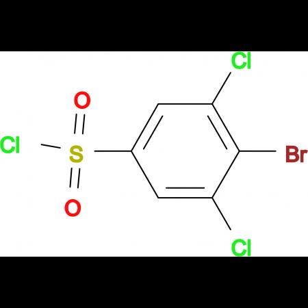 4-Bromo-3,5-dichlorobenzenesulfonyl chloride