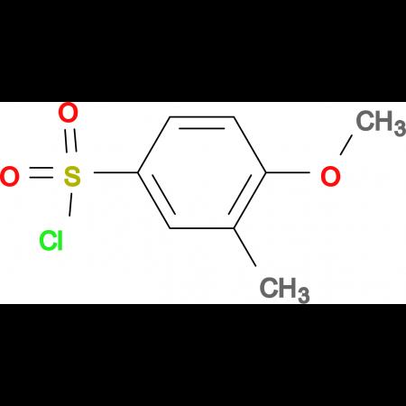 4-Methoxy-3-methylbenzenesulfonyl chloride