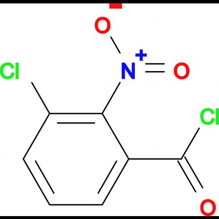 3-Chloro-2-nitrobenzoyl chloride