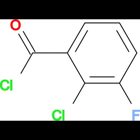 2-Chloro-3-fluorobenzoyl chloride