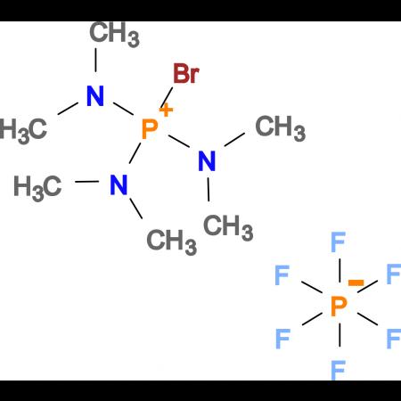 Bromotris(dimethylamino)phosphoniumhexafluorophosphate