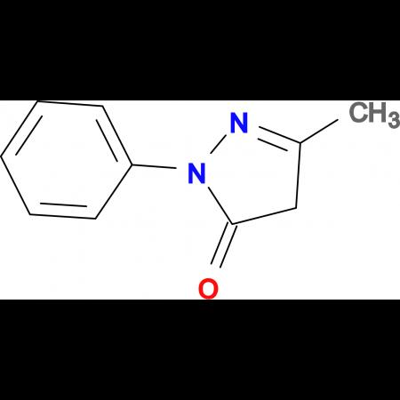 3-Methyl-1-phenyl-2-pyrazoline-5-one