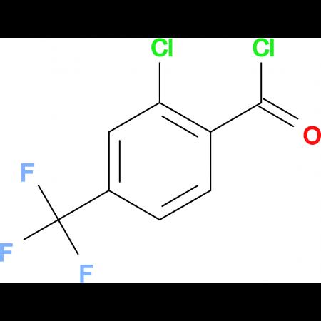 2-Chloro-4-trifluoromethylbenzoyl chloride