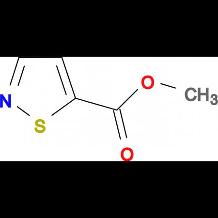 Isothiazole-5-carboxylic acid methyl ester