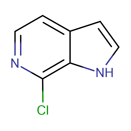 7-Chloro-1H-pyrrolo[2,3-c]pyridine