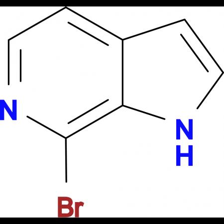 7-Bromo-1H-pyrrolo[2,3-c]pyridine