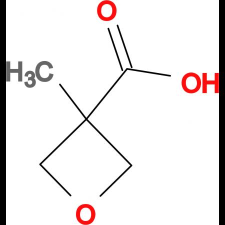 3-Methyloxetane-3-carboxylic acid