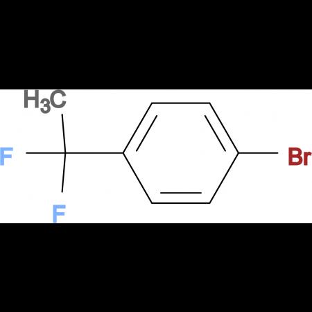 1-Bromo-4-(1,1-difluoroethyl)benzene