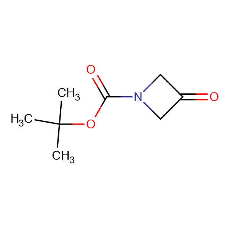 N-Boc-3-oxoazetidine