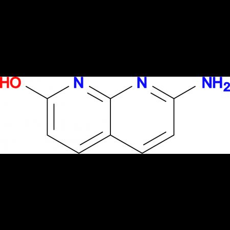 2-Amino-7-hydroxy-1,8-naphthyridine