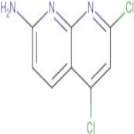 5,7-Dichloro-1,8-naphthyridin-2-amine