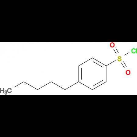 4-Amylbenzenesulfonyl chloride