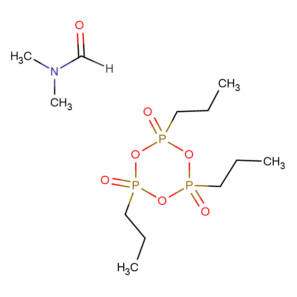 1-Propanephosphonic anhydride 50% in DMF
