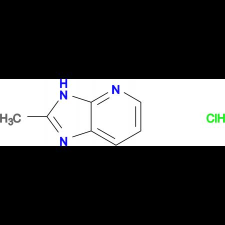 2-Methyl-3H-imidazo[4,5-b]pyridine hydrochloride