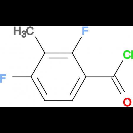 2,4-Difluoro-3-methylbenzoyl chloride