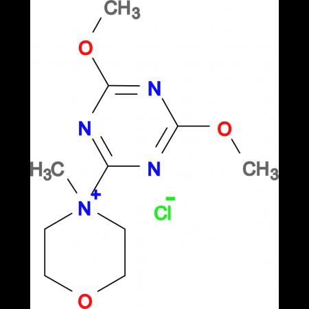 4-(4,6-Dimethoxy-1,3,5-triazin-2-yl)-4-methylmorpholinium chloride (DMTMM)