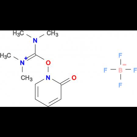 O-(1,2-Dihydro-2-oxo-pyridyl-1,1,3,3-tetramethyluronium tetrafluoroborate