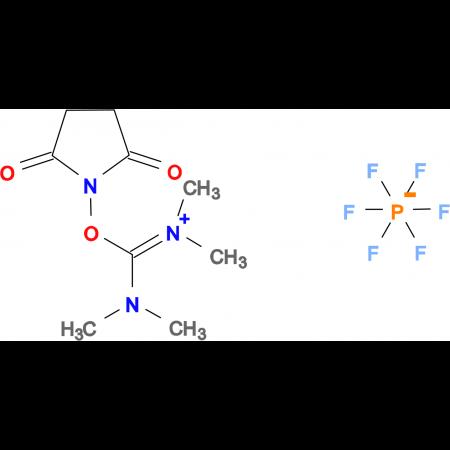 O-(N-Succinimidyl-1,1,3,3-tetramethyluronium hexafluorophosphate