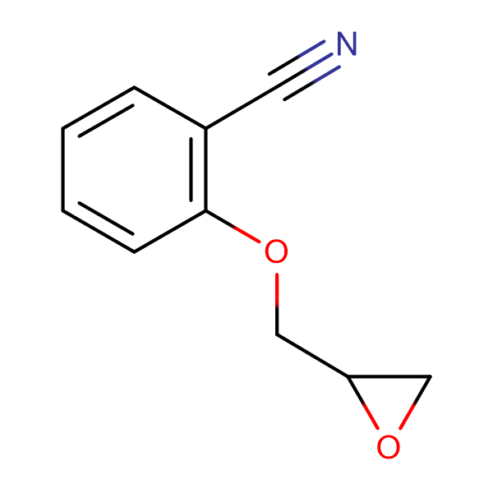 2-(Oxiran-2-ylmethoxy)benzonitrile