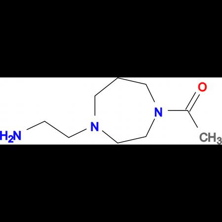 1-(4-(2-Aminoethyl)-1,4-diazepan-1-yl)ethanone