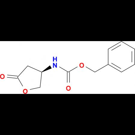 (R)-Benzyl 5-oxotetrahydrofuran-3-ylcarbamate