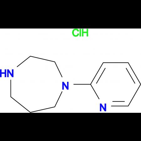 1-(Pyridin-2-yl)-1,4-diazepane hydrochloride