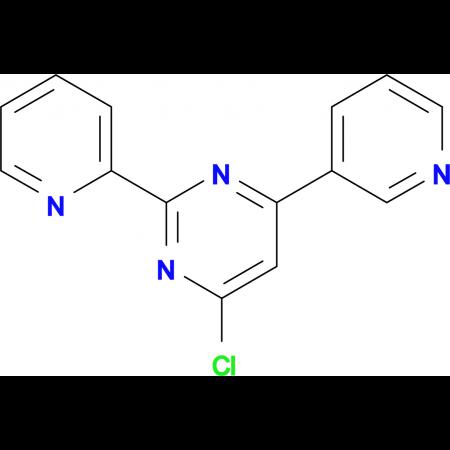 4-Chloro-2-pyridin-2-yl-6-pyridin-3-ylpyrimidine