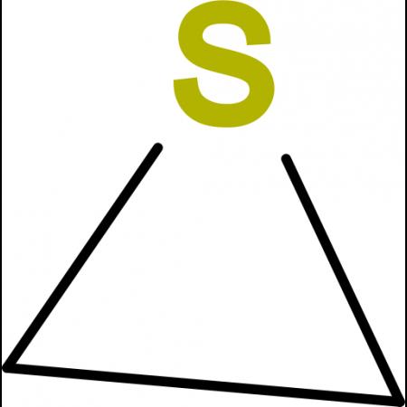 Ethylene sulfide (stabilised with Butyl mercaptan)