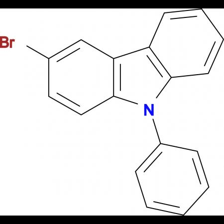 3-Bromo-9-phenyl-9H-carbazole