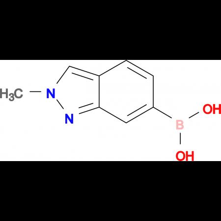 2-Methyl-1H-indazole-6-boronic acid