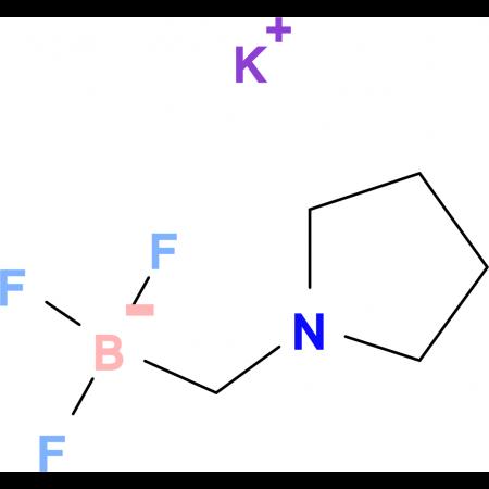Potassium trifluoro[(pyrrolidin-1-yl)methyl]borate