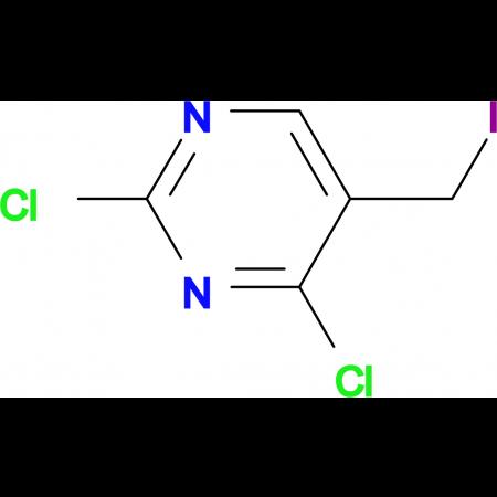 2,4-Dichloro-5-(iodomethyl)pyrimidine