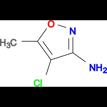 4-Chloro-5-methyl-isoxazol-3-ylamine