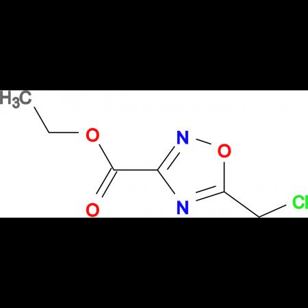 Ethyl 5-chloromethyl-[1,2,4]-oxadiadole-3-carboxylate