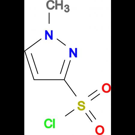 1-Methyl-1H-pyrazole-3-sulfonyl chloride