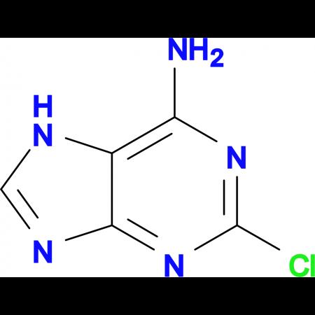 6-Amino-2-chloropurine