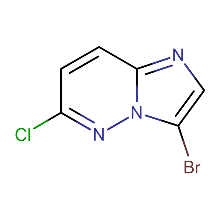 3-Bromo-6-chloro-imidazo[1,2-b]pyridazine