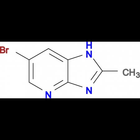 6-Bromo-2-methylimidazo[4,5-b]pyridine